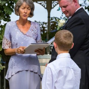 weddings with children